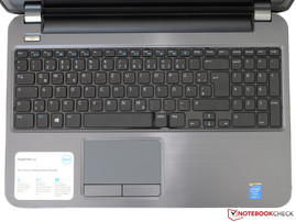 Review Dell Inspiron 15R-5537 Notebook - NotebookCheck net Reviews