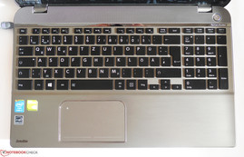 Keyboard Toshiba Satellite P50-A-11L
