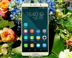 This is the first real picture of the regular Mate 9 model from Huawei, due to be released November 3rd.