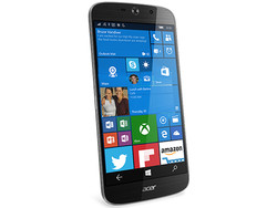 In review: Acer Liquid Jade Primo. Review sample courtesy of Notebooksbilliger.de