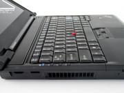 Bei der Tastatur kommt eine zu den beiden größeren SL-Modellen identische Einheit zur Anwendung.
