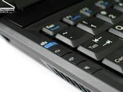 Allen Thinkpad Modellen gemein sind die Zusatztasten zur Lautstärkeregelung und die blaue Thinkvantage Taste.