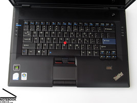 Lenovo Thinkpad SL500 Keyboard