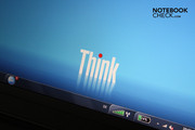 Windows 7 has been especially tailored for the ThinkPad by Lenovo.