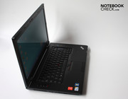 The SL510 allows a fairly cheap start into the ThinkPad family.