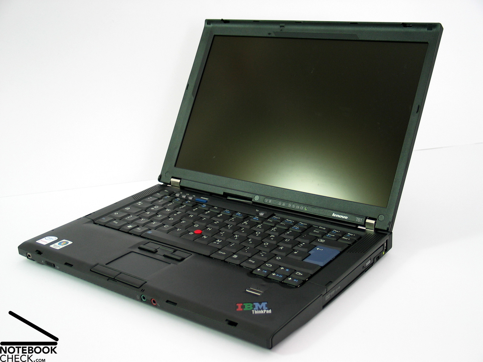 Lenovo ThinkPad R50e TrackPoint Windows Vista 64-BIT