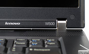 Outfitted with the performance-capable Intel processors and ATI FireGL v5700 GPU, the W500 is aimed above all at professional CAD users.