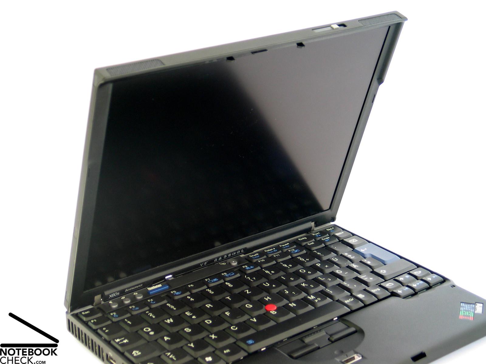 review ibm lenovo thinkpad x60s notebook notebookcheck net reviews rh notebookcheck net IBM X60 Drivers ThinkPad X60s Specs