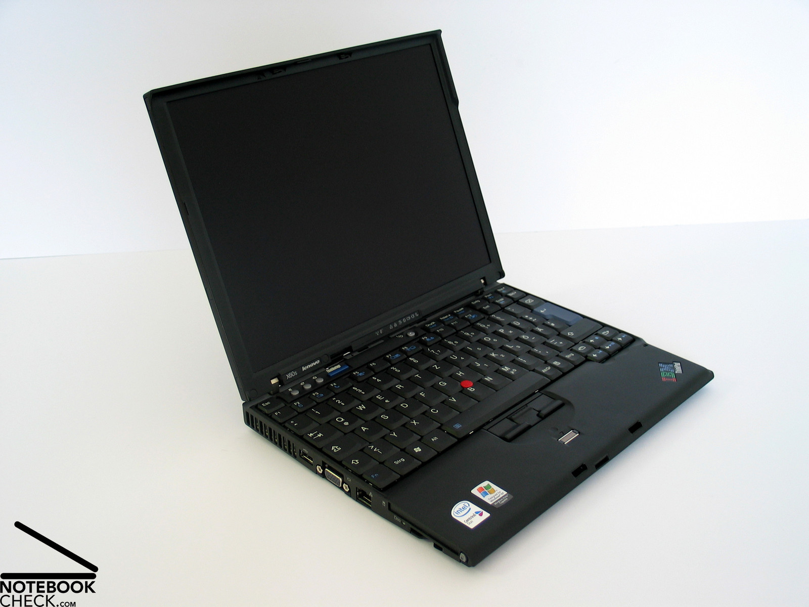 Lenovo Thinkpad X60s Notebookcheck Net External Reviews