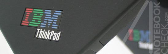 IBM/Lenovo Thinkpad X60s Logo