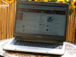 Toshiba Satellite Pro A100 Outdoors