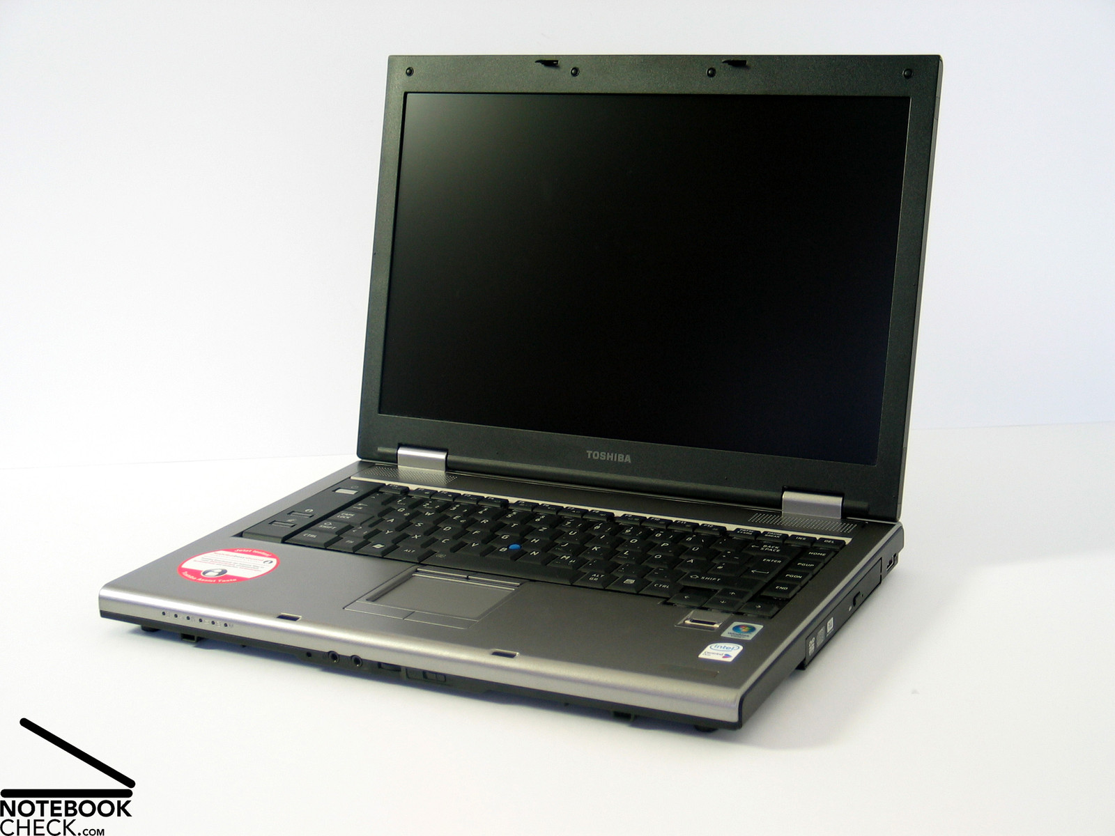 ecd4ce5cc Review Toshiba Tecra A9 Notebook - NotebookCheck.net Reviews