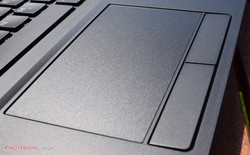 Dell Latitude 12 E5270: touchpad
