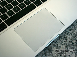 Glass Trackpad