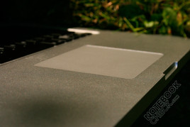 Glass touchpad