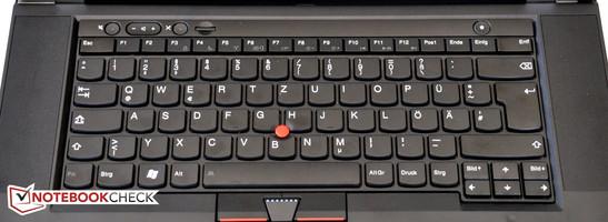 Review Lenovo ThinkPad T530 2429-5XG Notebook - NotebookCheck net