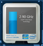 Core i5-3210M Turbo Boost