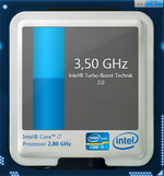 3.5 GHz maximum Turbo speed