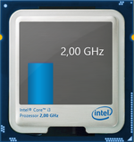 2.0 GHz maximum clock, no Turbo