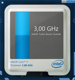 3.0 GHz maximum Turbo clock rate