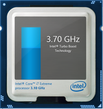 Turbo Boost up to 3.8 GHz for 4 active cores