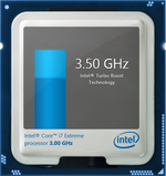 Intel Turbo Boost up to 3.9 GHz for a single active core