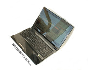 The Asus UL50VF is a slim and light 15.6 inch multimedia notebook.