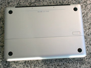 The new aluminium case can be easily decomposed.