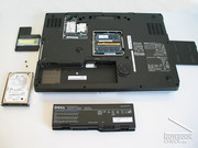 review dell xps m1710 notebookcheck net reviews rh notebookcheck net Dell XPS M2010 dell xps m1710 disassembly guide