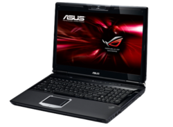 The Asus G51J is one of the first 3D notebooks.