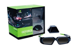 The 3D Vision Kit cost around €130.