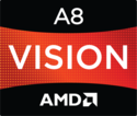 AMD A8 Badge