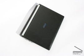 MSI Megabook PR211 Sub-Notebook