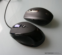 Ferret vs Logitech Anywhere MX