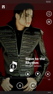 Nokia Mix Radio allows one to choose a performer, yielding similar music.