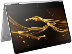In review: HP Spectre x360 13-w023dx. Test model provided by HP US.