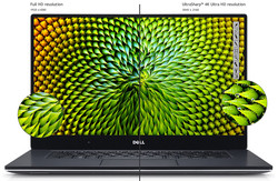 Dell XPS 15 with InfinityEdge display