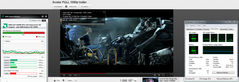 Even Youtube videos up to 1080p can be played fluidly with acceptable load