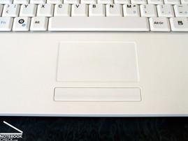 Zepto Mythos A15 touchpad