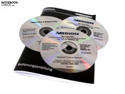 Instruction Manual, Driver & Utilities DVD, Recovery DVDs