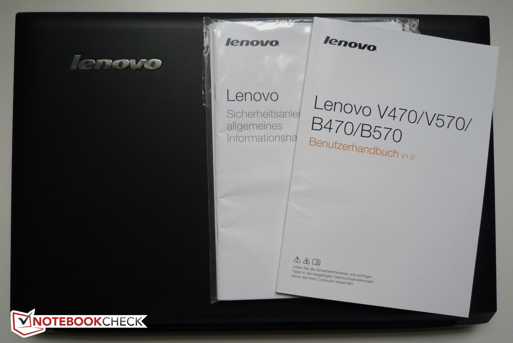 Review Lenovo B570-m58g4ge Notebook