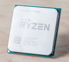 AMDs new flagship processor, the Ryzen 7 2700X. (Source: PC World)