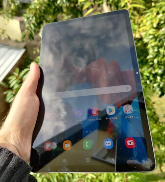 Review of the Samsung Galaxy Tab S7