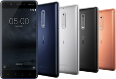 Nokia 5 Android smartphone to be succeeded by the Nokia 9 flagship