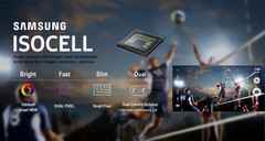 "Bright, Fast, Slim, and Dual: ISOCELL's ""technological sub-brands"" promise prioritized focus depending on the application. (Source: Samsung)"