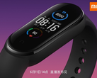 Xiaomi has already revealed multiple details about the Mi Band 5. (Image source: Xiaomi)