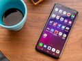 The LG V40 ThinQ. (Source: Mashable)