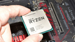 There are four Ryzen 5 processors, the Ryzen 5 1600X and Ryzen 5 1600 are 6-core/12-thread parts and the Ryzen 5 1500X and Ryzen 5 1400 are 4-core/8-thread parts. (Source: PCGamer)