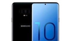 Recent renders of the Samsung Galaxy S10. (Source: NewsBeezer)