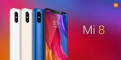 The Mi 8 joins the Mi Mix 3 and its successor on Android 10. (Image source: Xiaomi via Wccftech)